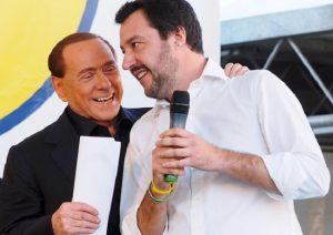 """Macerata. Orlando: """"Salvini e Berlusconi sono degli irresponsabili"""". Salvini: """"Irresponsabile è il Pd"""""""