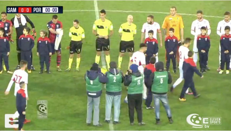 Sambenedettese-Reggiana Sportube: diretta live streaming, ecco come vedere la partita