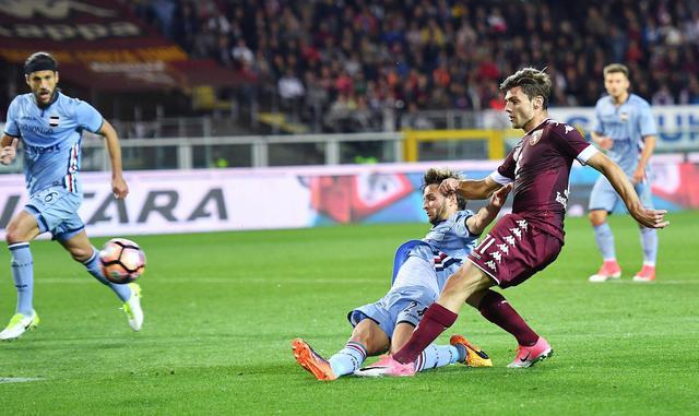 Sampdoria-Torino streaming - diretta tv, dove vederla ...