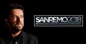 La battuta di Fiorello ad Andrea Scanzi al Festival di Sanremo