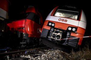 Austria, scontro tra treni vicino Niklasdorf: almeno un morto e 20 feriti