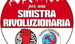 Il simbolo della lista Per una sinistra rivoluzionaria