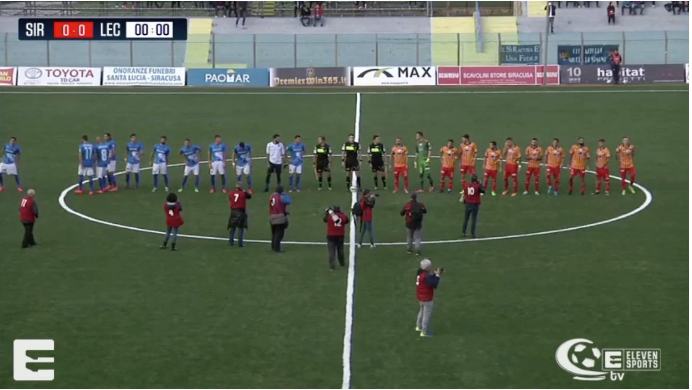 Siracusa-Monopoli Sportube: diretta live streaming, ecco come vedere la partita