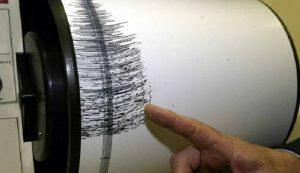Terremoto Sicilia: scossa magnitudo 3.4 vicino Lipari