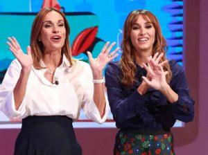 Benedetta Parodi lascia Domenica In? La verità sulla lite con Cristina