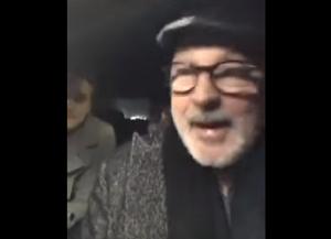 """Stefano Tacconi, imbarazzante diretta Facebook: """"Negher, io fascista"""""""