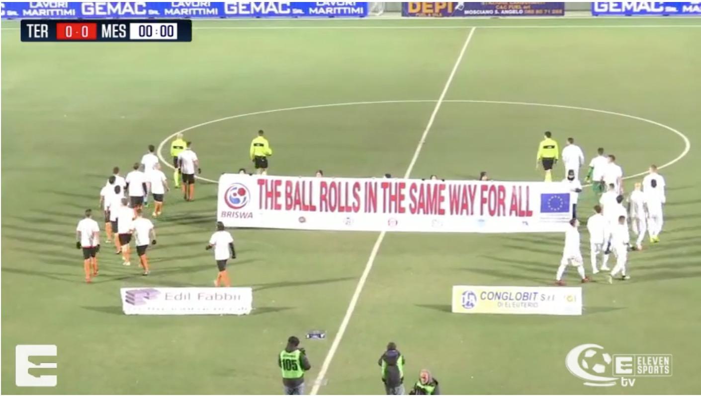 Teramo-Bassano Sportube: diretta live streaming, ecco come vedere la partita