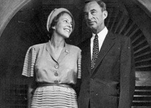 Wallis Simpson, Edoardo VIII grande amore? No, Herman Rogers...