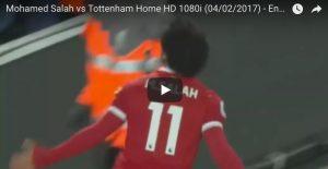 YOUTUBE Mohamed Salah, serpentina alla Messi e scavetto alla Totti