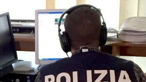 ravenna morti poliziotti offese