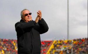 Benevento, Oreste Vigorito ha avuto un malore: presto sarà dimesso