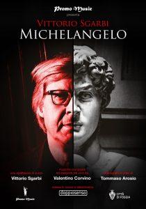 Michelangelo di e con Vittorio Sgarbi al Teatro Olimpico di Roma