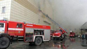 Russia, incendio al centro commerciale: 41 bambini morti tra le 64 vittime