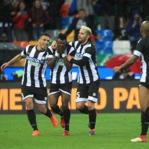 Udinese-Sassuolo 1-2, highlights e pagelle: Sensi decisivo