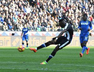Udinese-Sassuolo streaming-diretta tv, dove vederla