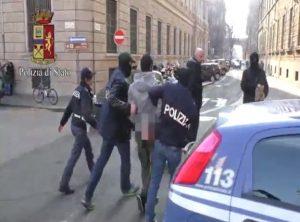 video arresto Elmahdi Halili