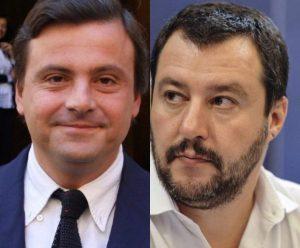 Calenda-Salvini, botta e risposta ironico su Twitter
