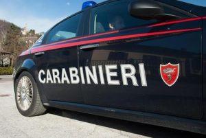 Lettera Lorenzo Canti carabiniere
