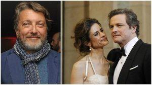 """Colin Firth scrisse a Marco Brancaccia: """"Mi hai fatto male ma so che soffri anche tu"""""""