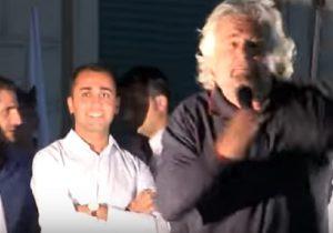 Luigi Di Maio è gay? Oggi lo dice Vittorio Sgarbi, ma ieri lo disse Beppe Grillo... VIDEO