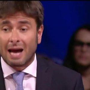 """Alessandro Di Battista, fuorionda a Piazza Pulita: """"Appena Renzi si fa da parte..."""""""