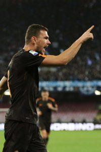 "Edin Dzeko: ""Napoli-Roma? Dicevate che dovevamo perdere 5-0..."""