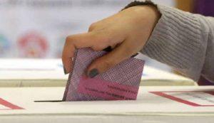 Trentino 1, collegio 3: risultati definitivi uninominale Camera. Gebhard eletto