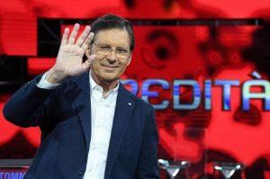 """Morte Fabrizio Frizzi, """"L'Eredità"""" oggi lunedì 26 marzo non va in onda"""