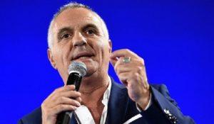 Giorgio Panariello (foto Ansa)