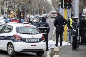 Incidente a Roma: anziano travolto e ucciso da auto in via Anagnina