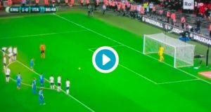 Inghilterra-Italia 1-1, video: VAR decisivo, Insigne gol su rigore