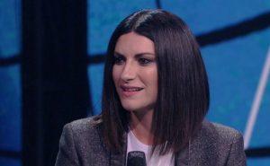 Laura Pausini ospite da Fabio Fazio