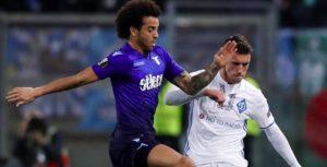 Lazio-Dinamo Kiev 2-2 highlights, pagelle. Immobile-Felipe Anderson video gol