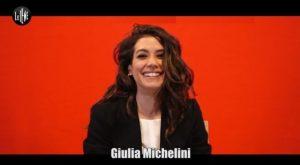 Giulia Michelini le iene