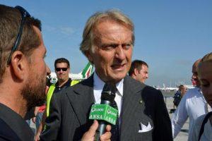 """Fabrizio Frizzi, Luca Cordero di Montezemolo: """"Era il primo a chiamare quando la Ferrari vinceva"""""""