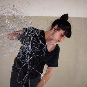 """Bologna, Maria Pia Picozza in mostra alla Galleria Portanova12 con """"Pandemia"""""""