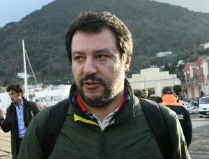 Matteo Salvini a Casamicciola