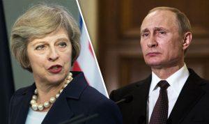 Theresa May punisce Putin: via 23 diplomatici, le mani sui soldi degli oligarchi, Lavrov non gradito
