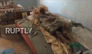 Ucraina, vive per 30 anni con i resti mummificati della madre in casa