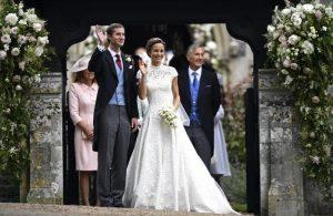 Il suocero di Pippa Middleton è stato fermato per stupro di minore