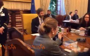 Roberto Fico presiede prima riunione