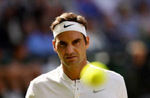 Roger Federer parla del colore delle palline da tennis