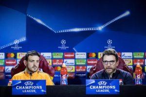 Roma-Shakhtar diretta highlights pagelle