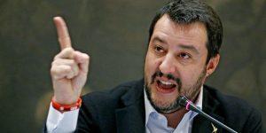 Matteo Salvini, svolta nazionale per la Lega nord