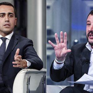 Sondaggio: elettori M5S preferiscono alleanza con Salvini piuttosto che col Pd