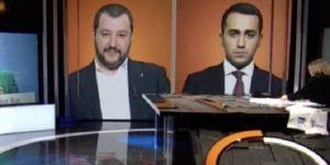 Salvini e Di Maio al governo. Lega: evasione di necessità, quindi condono. M5S: cittadino onesto, fisco ladro, quindi Iva a fidarsi