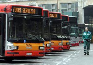 Sciopero dei mezzi a Roma giovedì 8 marzo