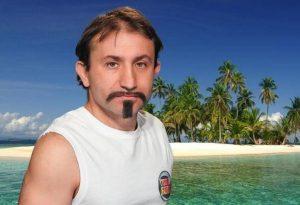 Simone Barbato vergine a 36 anni? Il naufrago dell'Isola dei famosi...