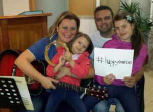 Strage d Latina, Luigi Capasso, Antonietta Gargiulo e le figlie