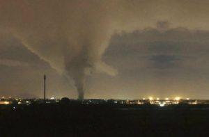 """Tornado, allerta Cnr: """"In Italia troppo caldo, rischio sale"""""""